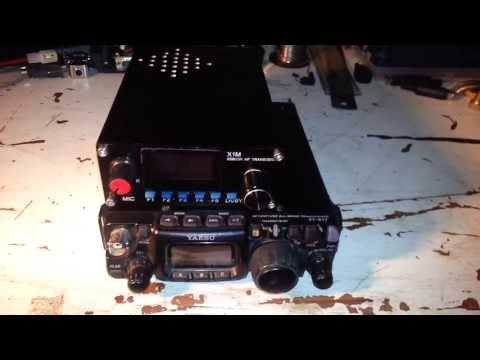 X1M PRO (Platinum) Vs FT-817 QRP