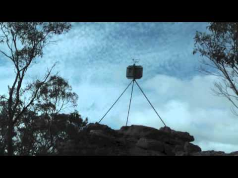 Mt Arapiles SOTA activation