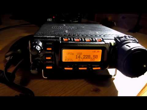 M0SAZ presents Yaesu Madness - Comparing FT-817ND, FT-857D & FT-950