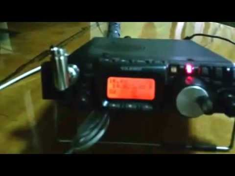 9M57MC QSO E29BUQ/QRP 1w CW FT-817