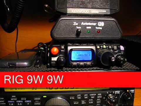 Maritime Mobile QRP Contact