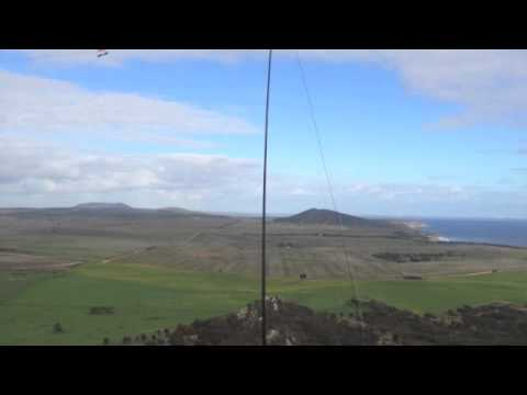 Mount Greenly SOTA activation by VK5PAS