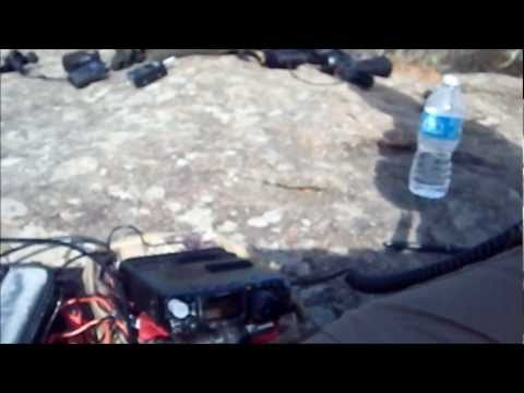 Blood Mountain SOTA QRP Ops