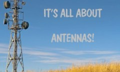 It's all about antennas!