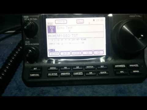 DSTAR hot-spot with sound card interface and FT817