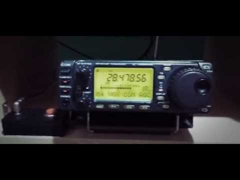 6W7SS QRP Field Senegal vs EB1DJ Spain