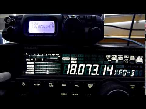 FT450D vs FT817ND