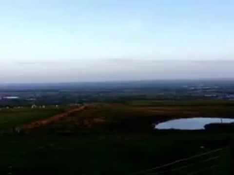 Winter hill Lancashire..Our favourite spot for working QRP mobile..