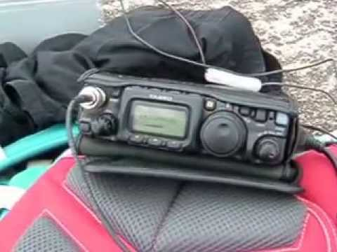 QRP Contact with W1WO 14.244 WWFF:GFF-208 03/06/2015