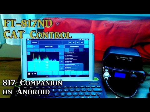 Logging with 817 Companion | FT-817 CAT Control on Android
