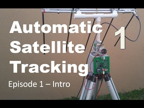 Ham Radio Portable Satellite Tracking System WRAPS - EP1 Intro