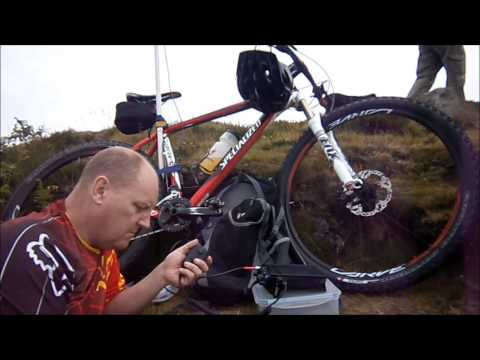 M0RSF/P SOTA activation of G/NP-029 (SOTA cycling weekend 2015)