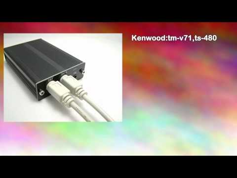 Professional Mlink 5 Dedicated radio connector for Yaesu Ft817nd Ft857d