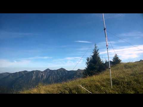 SOTA Activation DL/AL 190 Rosskopf August 2015 perfect conds.