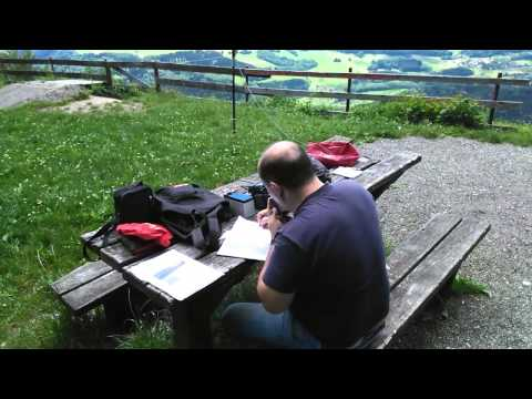SOTA activation DM/BW-176 Eichberg, Sorin YO2MSB
