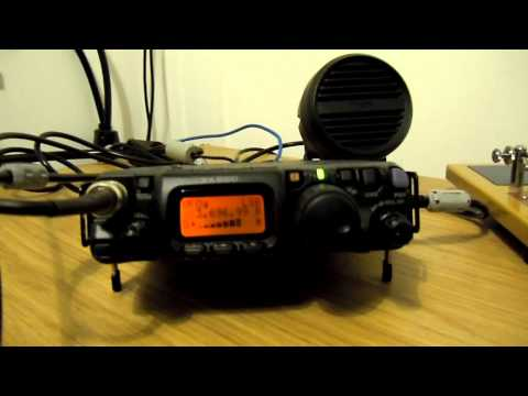 Yaesu FT-991 compared with the FT-817ND - HF SSB and CW