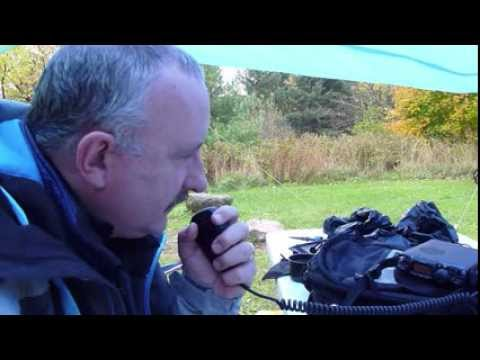 Yaesu FT-817 QRP + HyEndFed 4 Band Classic in the 2015 CQ WW SSB Contest