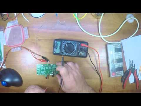 splinter 2 qrp amateur radio build time lapse