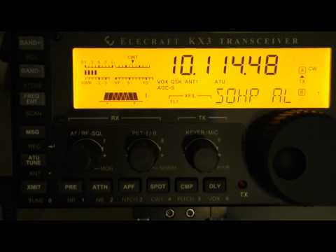 Elecraft K3S - Perfect CW Decode