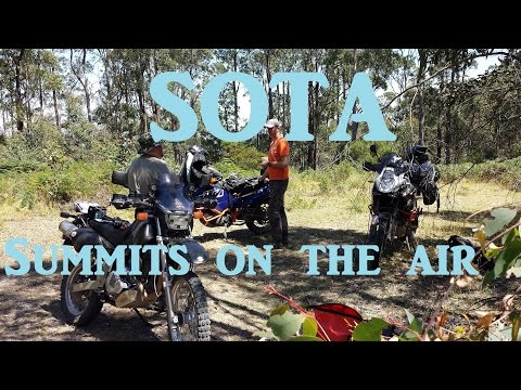 SOTA - Summits on the Air - Amateur radio