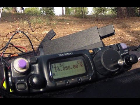 Antenna Magnetic Loop qrp