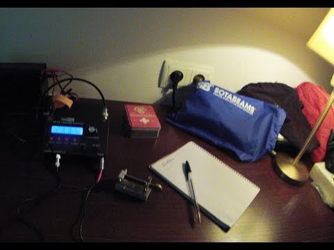 QRP antenna Indoor house