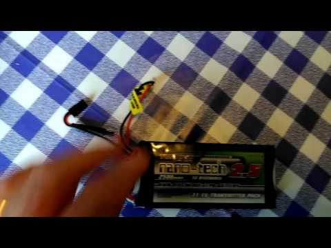 FT817 homebrew Lipo battery conversion