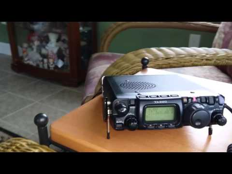 78 delaware Mfj pocket loop tuner pt. 2