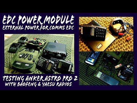 Comms EDC Power Module 12v/USB v1.0 [Ham Radio GoKit]