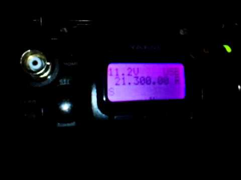 FT4JA reception with FT-817ND | HG8-654