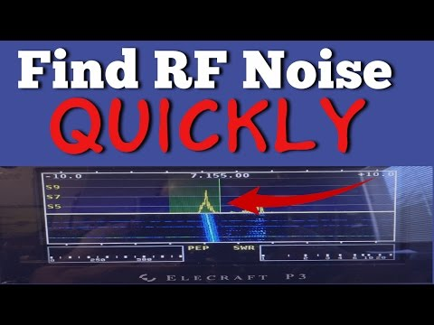K6UDA Radio - Do You Have RF Noise?, SideKar for KX2 KX3 Preview
