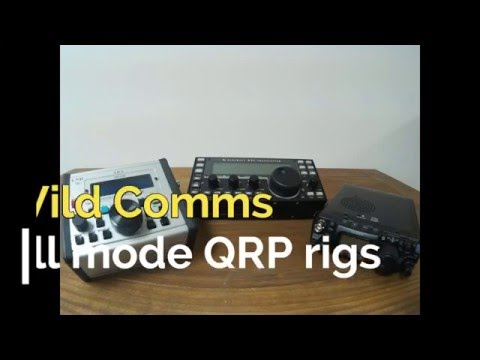 QRP all mode Radios