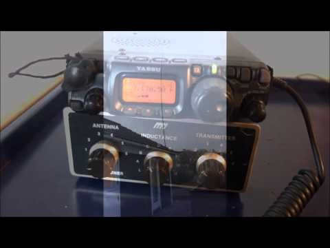 QRP check-in to the Royal Signals Amateur Radio Society (FT-817 and doublet antenna)