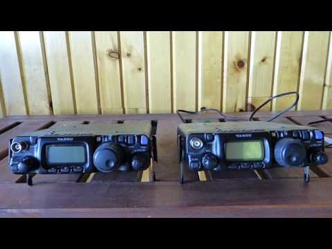 Yaesu FT-817 vs 817ND- What