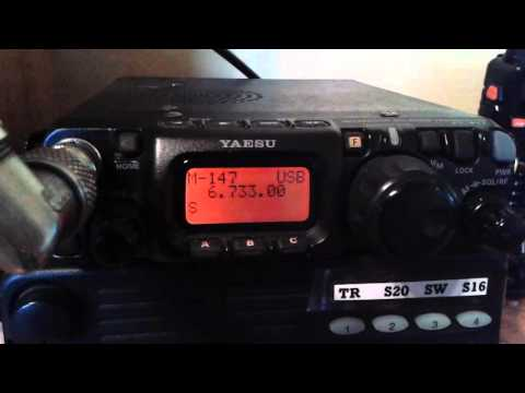 Scanning with a Yaesu FT 817
