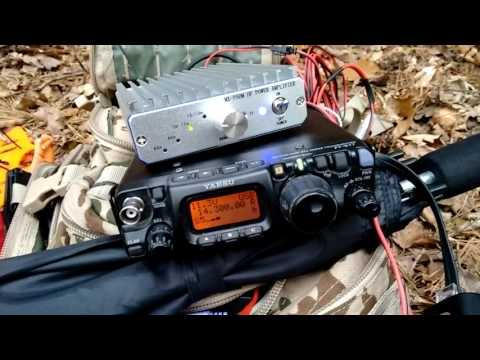 SOTA DX: DK9JC/P with ZL1BYZ in New Zealand 21648 km (13451 mi) Long Path