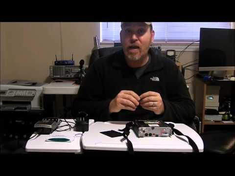 Talking Yaesu FT-817 Battery Options