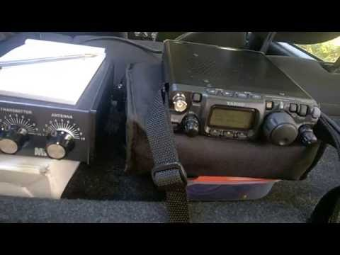 FT 817qso in qrp con GB1BPL  1800 km