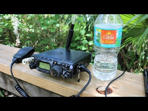 YAESU FT-817ND: BACK TO SCHOOL!!..AND QRP (NO JOY)