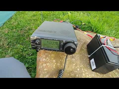 Portable QRP Vs SSB field day