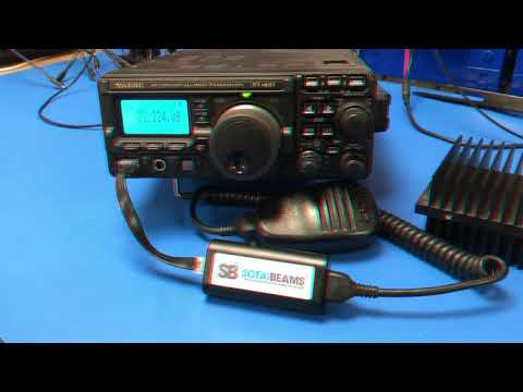 Speech processor for the FT-817/897/857 - SOTABEAMS