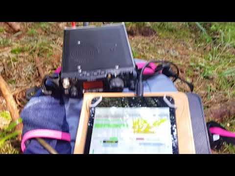SOTA FT8 on YO/WC-043 Vf. Tarnita in YO SOTA Marathon 2017